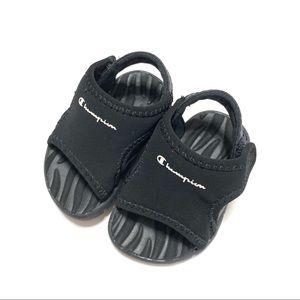 Champion baby sandals size 1W